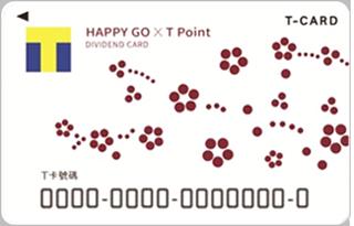 T Card快樂購聯名卡