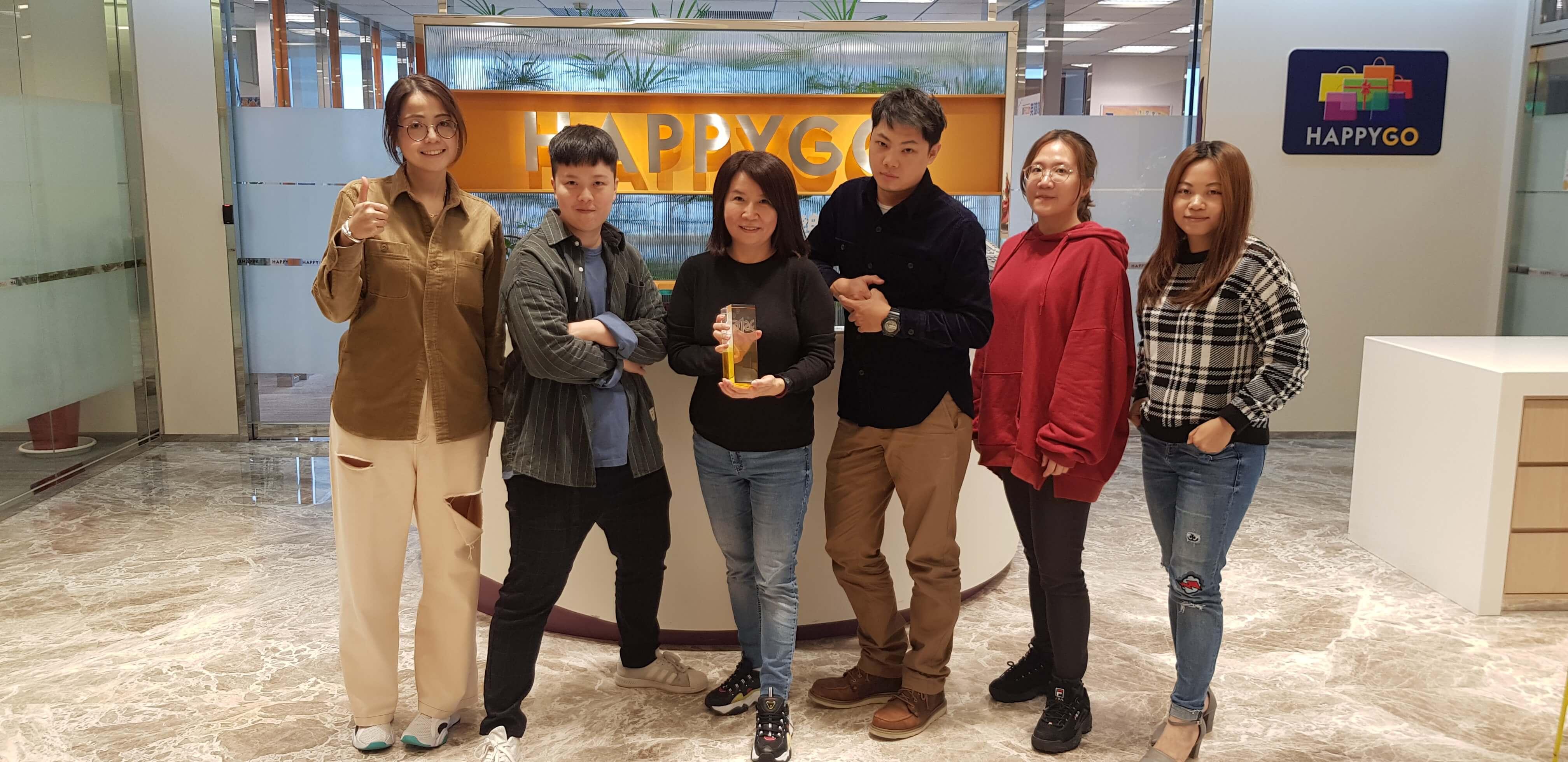 HAPPY GO雙獎殊榮 勇奪DMA年度最佳數據洞察創新獎