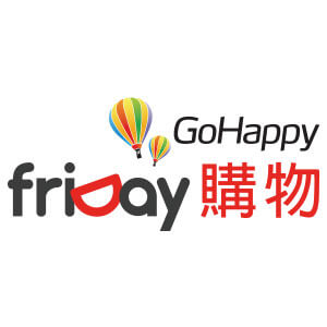 friDay購物 x GoHappy